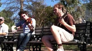Chris Thile & Rob Moose--If I Should Wander Back Tonight