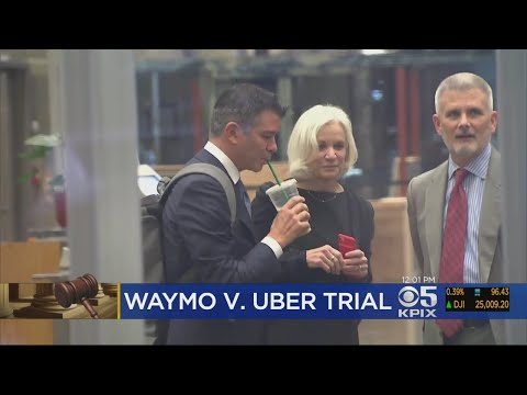 Former Uber CEO Kalanick Continues Testimony In Uber Vs. Waymo Trial
