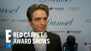 Robert Pattinson Admits