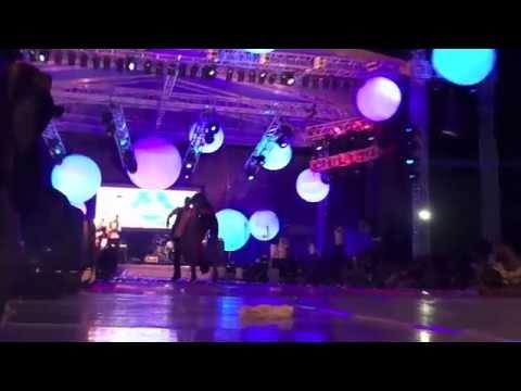 Watch Seyi Shay Introduce Wizkid At Lagos Countdown By Star #ShineInto2015