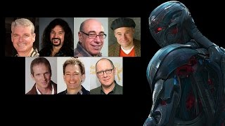 Comparing The Voices - Ultron