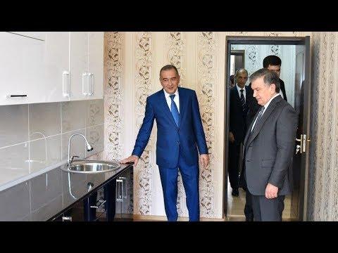Бугун Шавкат Мирзиёев Каерга борди?