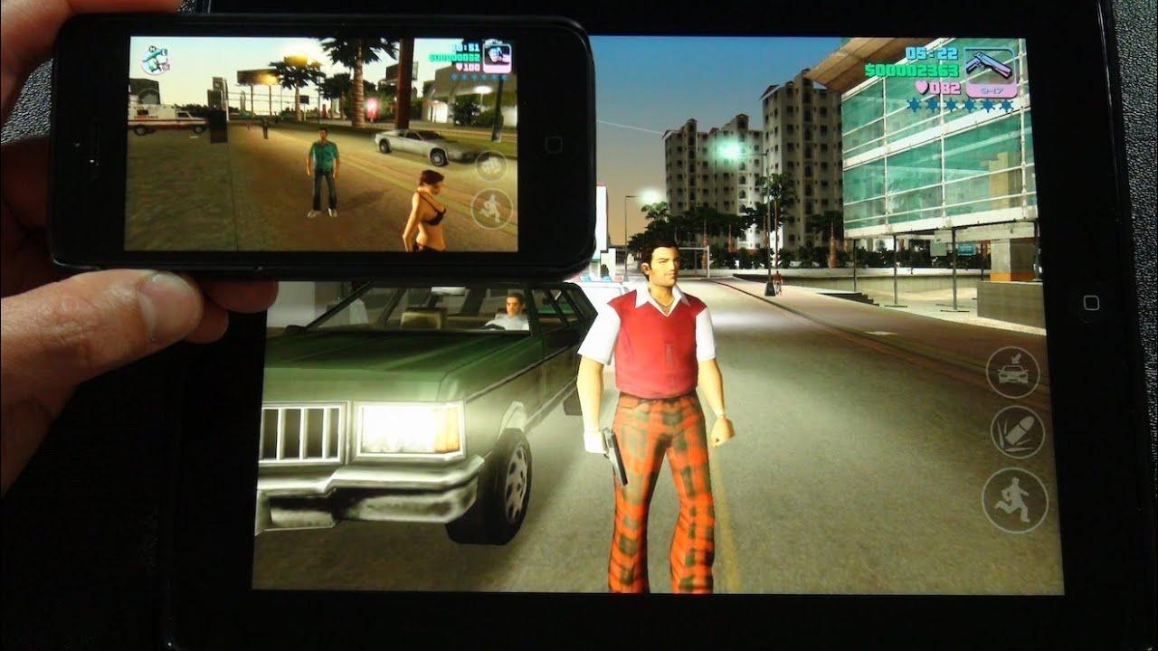 Grand Theft Auto Vice City Ipad Iphone Ipod Touch App
