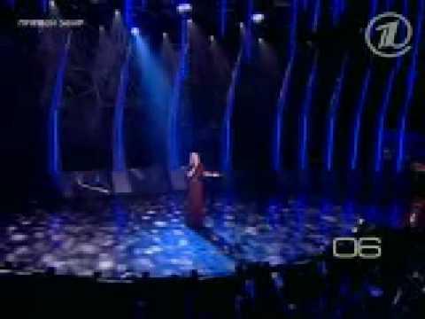 Eurovision 2009 - Russia  - Valeriya  - Back to love live