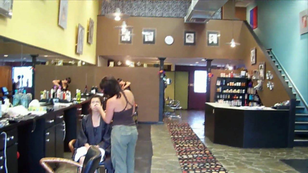 Icicles Hair Salon, Kailua Kona, Hawaii Island
