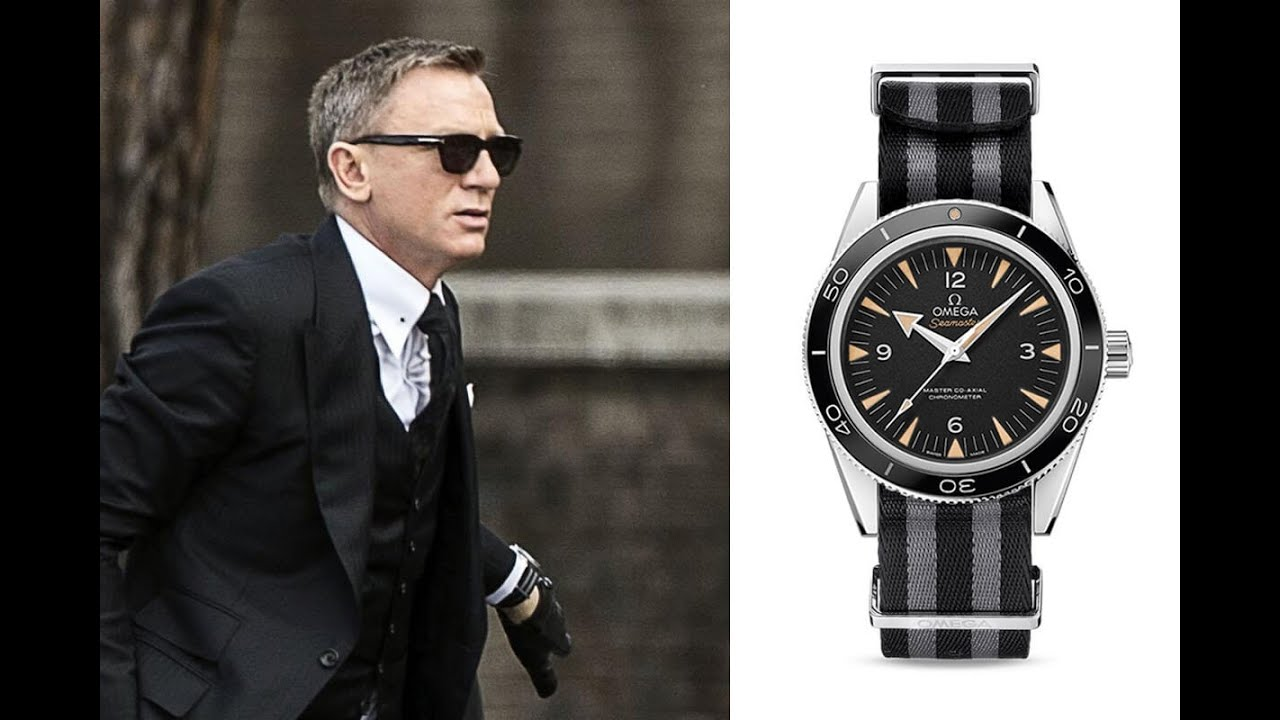OMEGA and SPECTRE Revealing the 007 watch