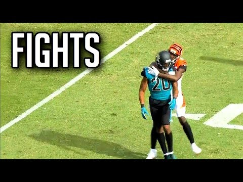 Biggest Fights In NFL History || HD