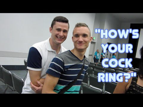 How's Your Cock Ring? [VidCon Day 4]