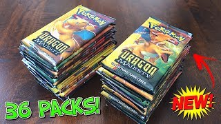 Pokemon Cards DRAGON MAJESTY BOOSTER BOX OPENING! *Secret Rare Pull!*