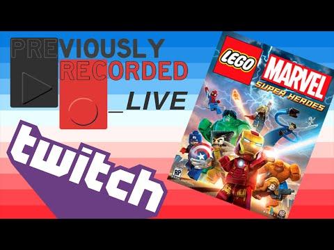Lego Marvel Super Karen & Rich