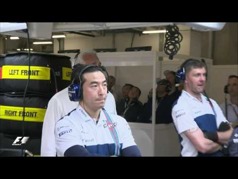 2017 Chinese Grand Prix: Qualifying Highlights