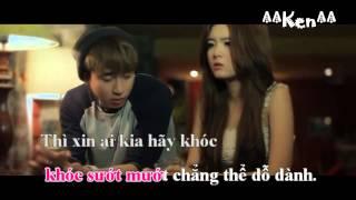 [Karaoke] Người tôi yêu - Chi Dân [Beat ghép]