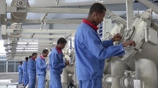 Strengthening Export Performance Through Improved Competitiveness in Ethiopia
