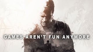 When Did Games Stop Being Fun?