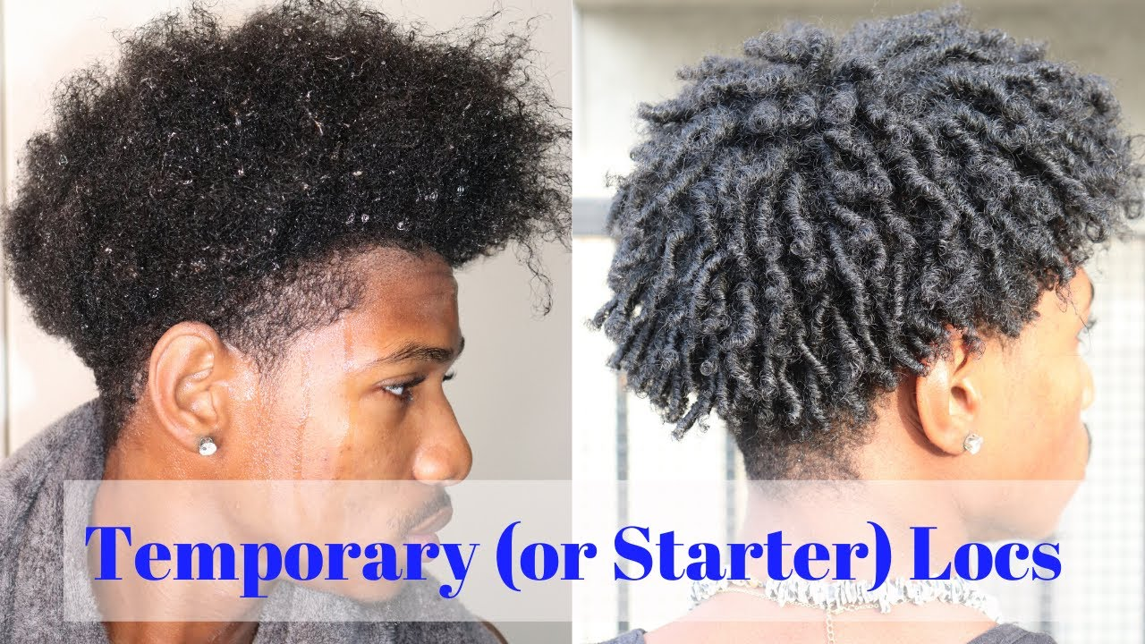 Natural Hair Finger Coils Easy Finger Coils For Natural Men Aka Temporary Our
