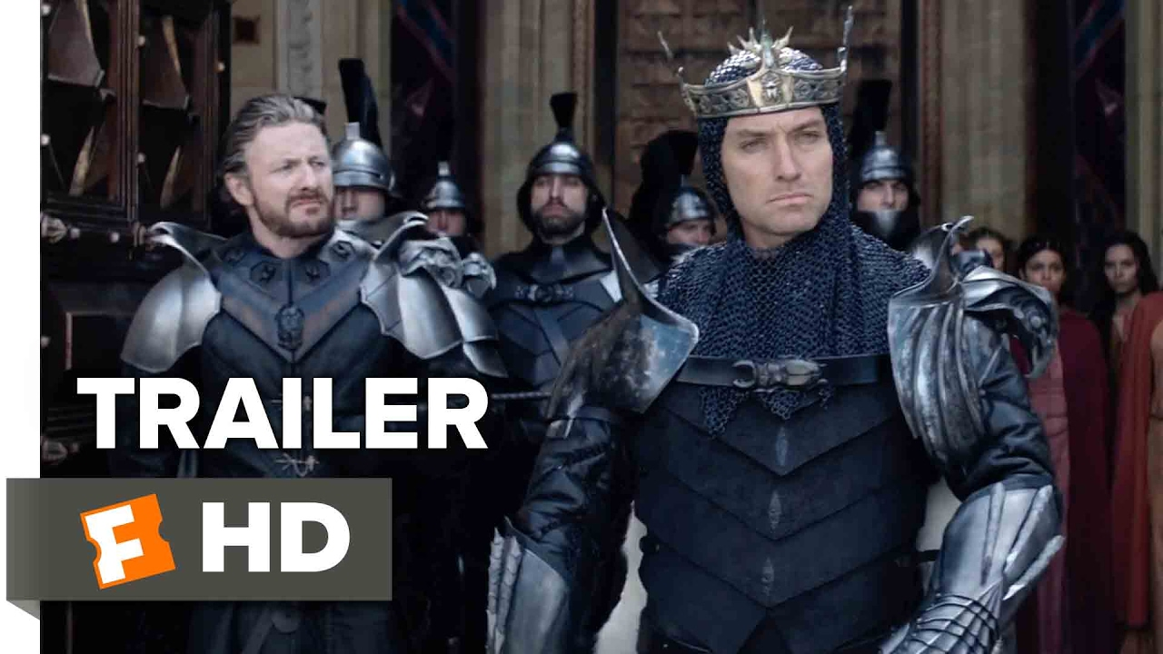 Download King Arthur: Legend of the Sword Trailer #1 | Movieclips Trailers