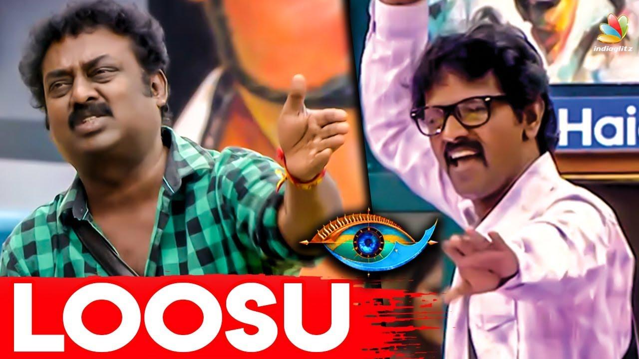அப்படிதான்டா பேசுவேன் : Saravanan Shouts at Cheran I Bigg Boss 3 Tamil Promo