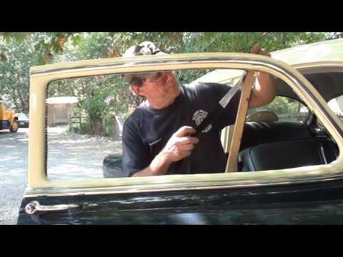 1953 Chevy Window Felt Replacement Part 2