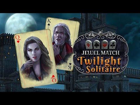 Jewel Match: Twilight Solitaire Trailer