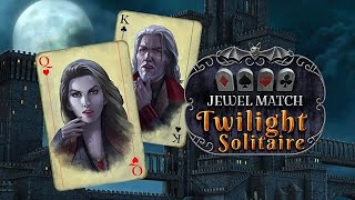 Jewel Match: Twilight Solitaire Trailer