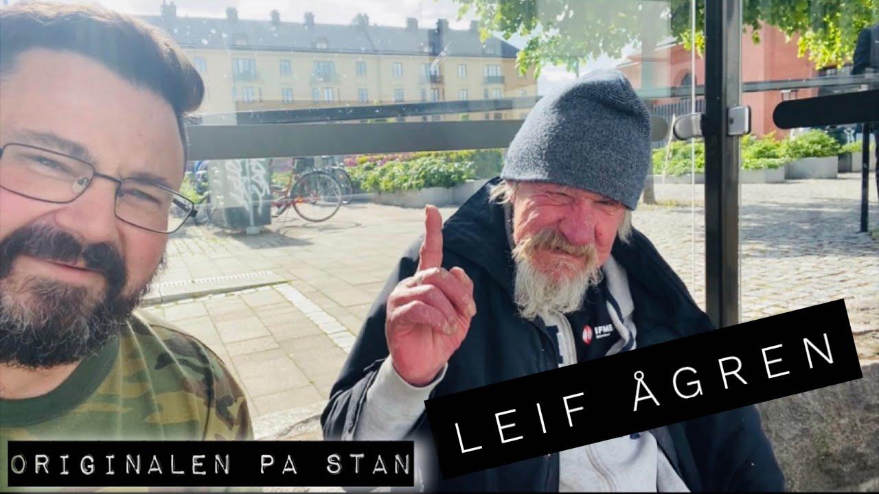 Pratar minnen med Leif Ågren