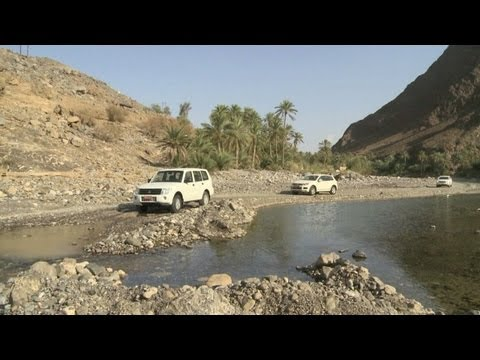 SciTech - Oman Jeep Tour