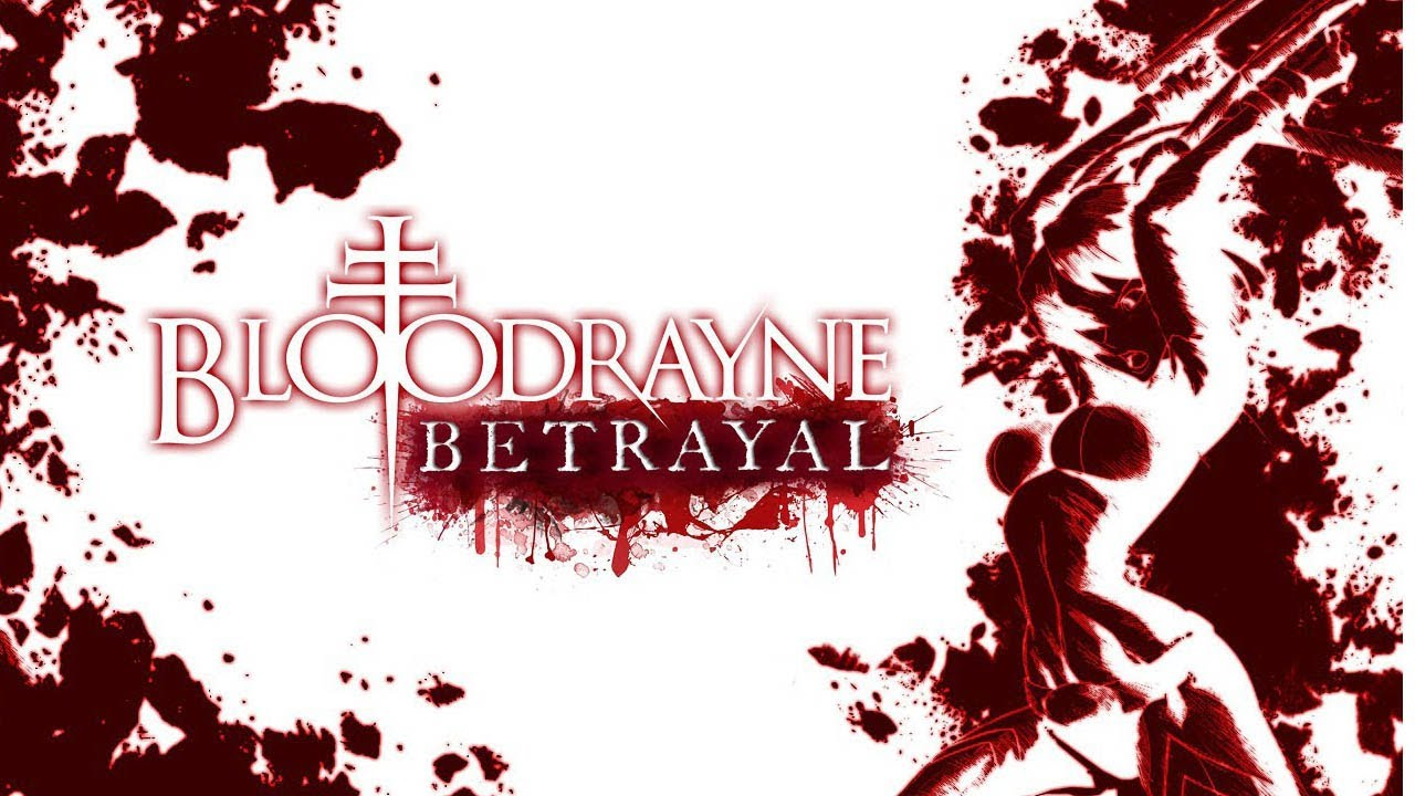Cgrundertow Bloodrayne Betrayal For Playstation 3 Video Game