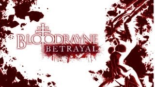 CGRundertow BLOODRAYNE: BETRAYAL for PlayStation 3 Video Game Review