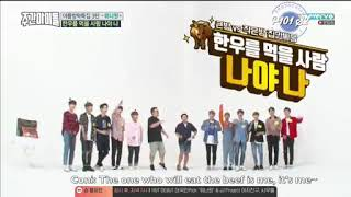 Video [ENG HARDSUB/INDO SUB CC] WEEKLY IDOL WANNA ONE EP. 316 (3/3) download MP3, 3GP, MP4, WEBM, AVI, FLV Oktober 2017