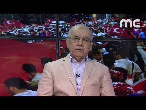 15 Temmuz ve Hizmet Hareketi - Mehmet Ali Şengül   1. Bölüm