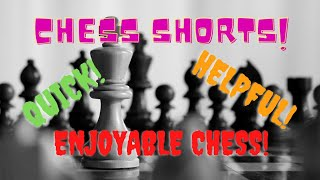 60 second chess #shorts