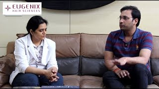 Dr AR shares his great experience with Dr Arika Bansal of Eugenix