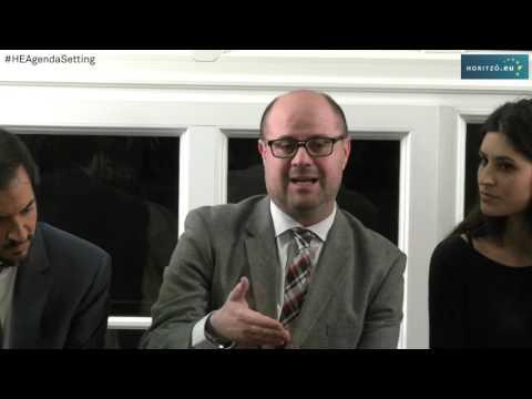Streaming de #HEAgendaSetting | Debat: Agenda-setting Europe | 24 de Febrer 2016 | Brussel·les