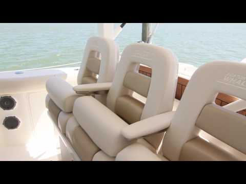 Boston Whaler 380 Outrage (2017-) Test Video - By BoatTEST.com