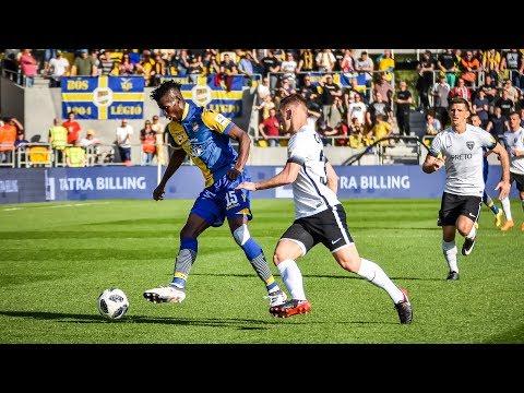 FC DAC 1904 -  MŠK Žilina 3:1 (2:0)
