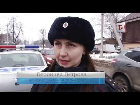 """г.Богородск Нижегородская область акция """"Родительский патруль"""""""