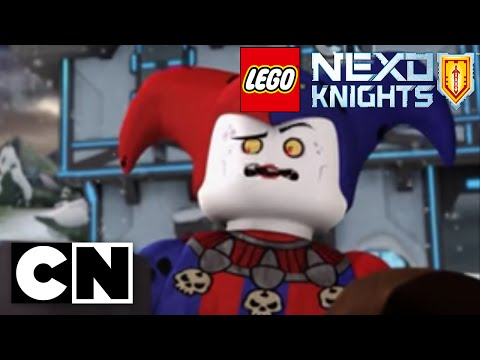 Lego Nexo Knights - Saturday Knight Fever (Clip 1)