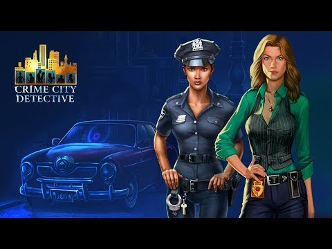 ? Crime City Detective: Hidden Object Adventure