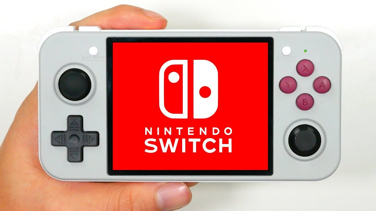 If Nintendo Made A Switch Mini This Would Be It
