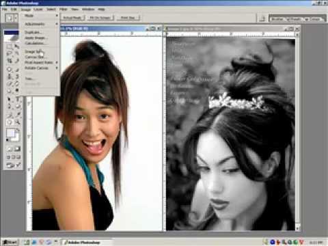 Lớp photoshop Các thao tác quan trọng www.HocPhotoshop.Com