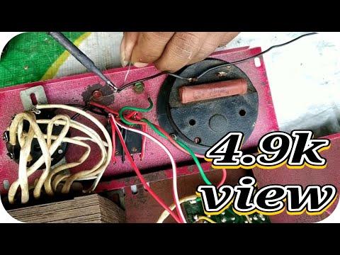 300va Autocut Voltage Stabilizer Full Connection At Home ||