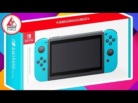 Nintendo Switch MINI IS COMING, According To BIG NEW Rumor!