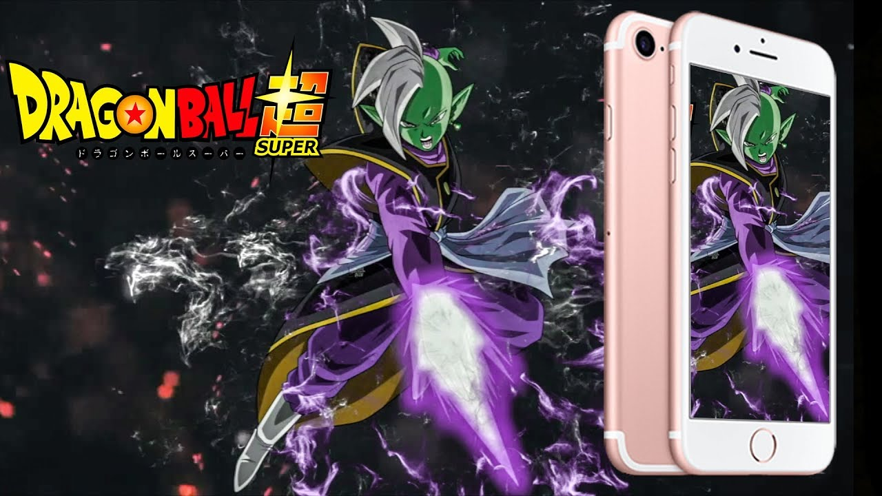 Zamasu Iphone X Live Wallpaper Free Download Youtube