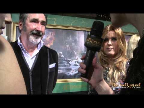 William Kircher talks One Oscar Party at Hobbit Premiere