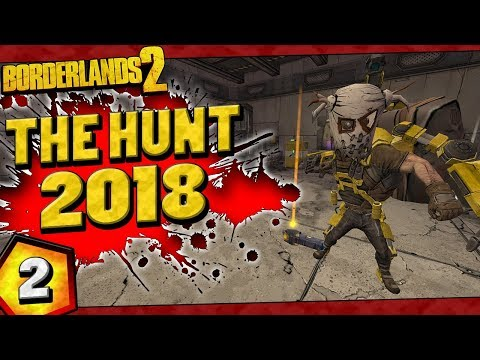 Borderlands 2 | The Hunt 2018 Funny Moments And Drops | Day #2