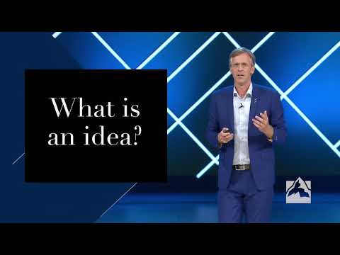 What is Creativity? Fredrik Haren's funny and inspiring speech from the Global Leadership Summit.