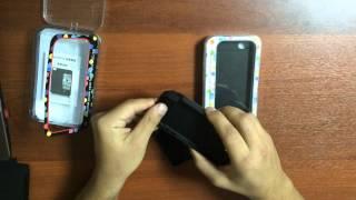 Чехол зарядка для iPhone 5/5S/5C емкостью 2200mAh и 4200mAh
