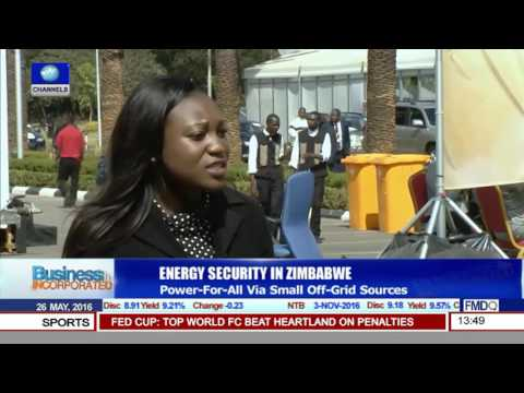 Business Incrporated: Energy Security In Zimbabwe With Chiedza Mazaiwana
