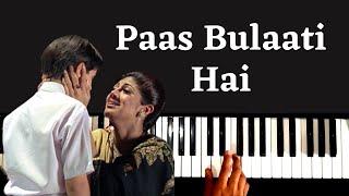 Paas Bulaati Hai | Mother's Day Special | Piano Tutorial | Shubham Korade