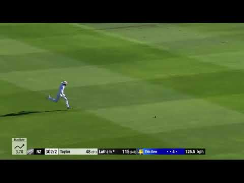 Home Summer Highlights - Tom Latham double century at the Basin Reserve vs Sri Lanka 2018